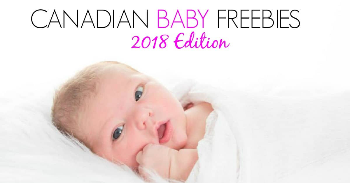 Baby freebies 2018 by mail