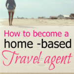 How to start your own homebased travel agent business. Great tips for WAH moms and SAHM who want to make money online. Learn how to become a travel agent and work at home. How to get travel agent training, what kind of salary do travel agents make? How much does a travel agent make? If you want to make money from home and love travel, this is a great job. Tips to start a travel agent business from home. travel agent ♥. Become a travel agent without an office.