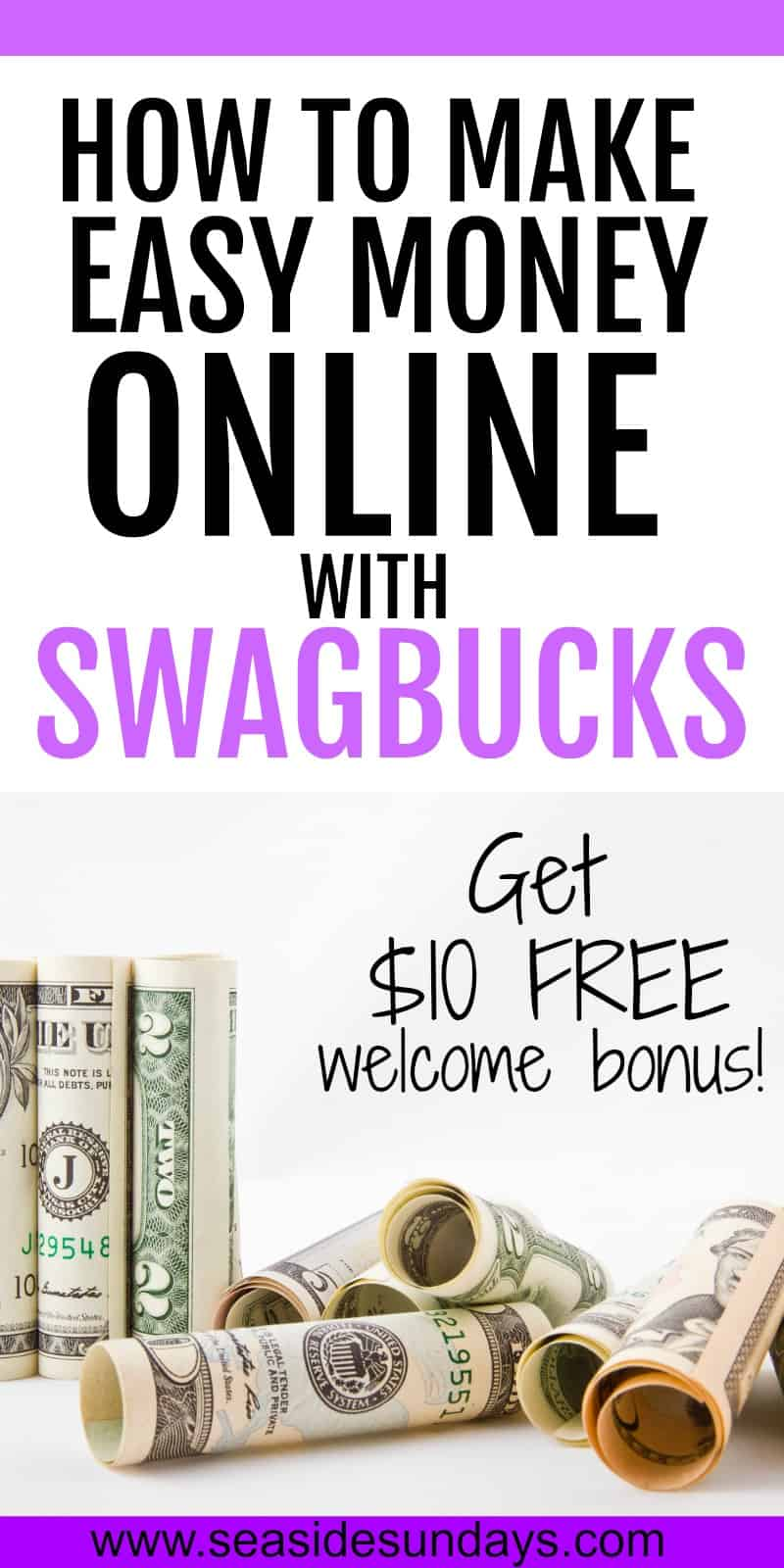 How to Make Money Easily Online With Swagbucks