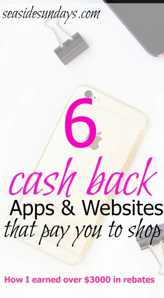 Are you maximizing your cash rebates when you shop? Learn the top apps and websites, hacks and tips . Click through for all the cash back details