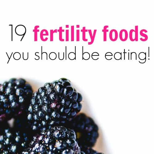The Best Foods That Increase Fertility