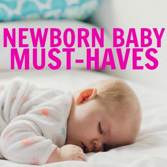 newborn baby essentials to make mom's life easier