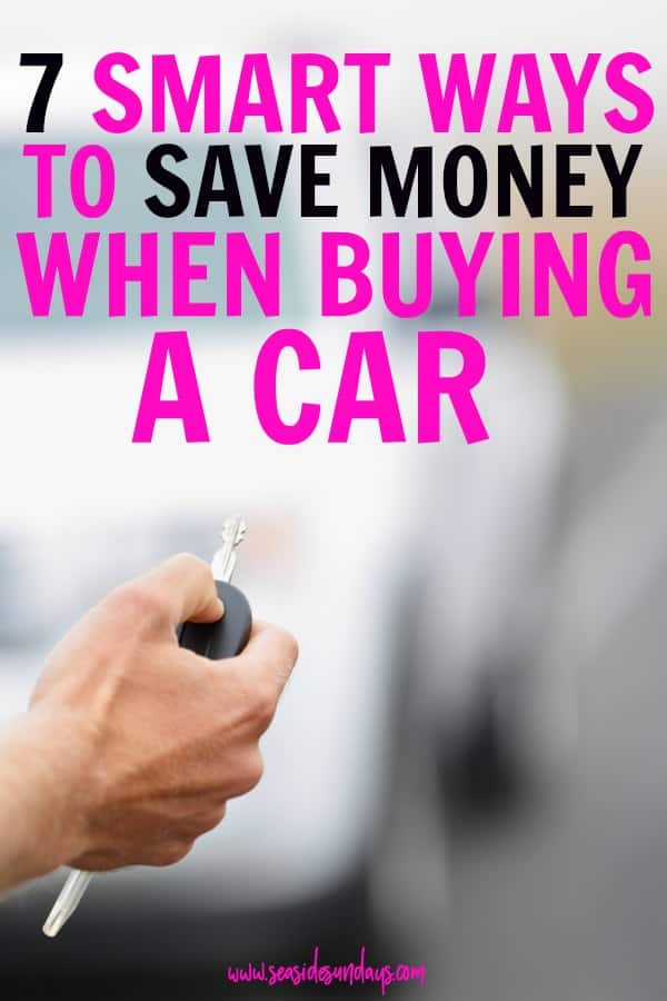 Save money when buying a car with these clever tips and tricks. Lots of advice for buying a car for first time buyers. How to get financing and how to save money to buy a car. Budgeting for a car