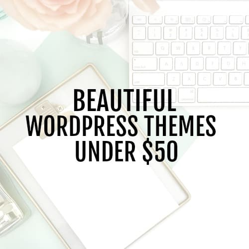 The Best Place To Get Feminine Genesis WordPress Themes For Under $50