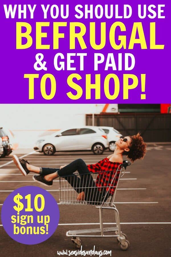 Best online shopping sites - do you use this online shopping site for deals & cash back? BeFrugal is the best site that will pay you to shop! Don't pay full price to shop online anymore. This is the best online shopping website for cash back. Get a free $10 signup bonus too!
