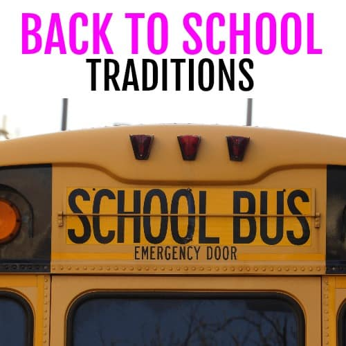 Start some back to school traditions this year with these fun ideas. Celebrate with these first day of school activities for children from pre-k to college. Back-to-school food to get them off on the right foot. Get the perfect first day of Kindergarten pictures with chalkboard signs. Check out these back to school supplies to make an impression - lunchboxes, backpacks, and pencil cases. Find the perfect first day of school sign using free printables or ready-made chalkboard signs.