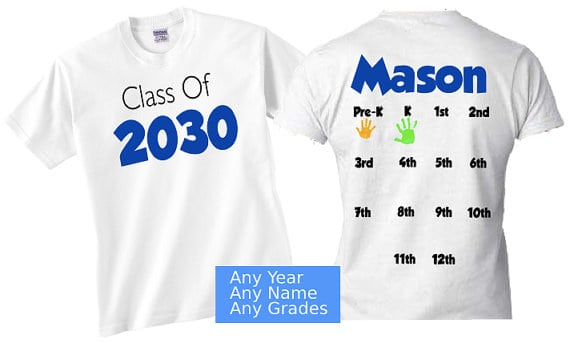 back to school t-shirt - 12 back to school traditions