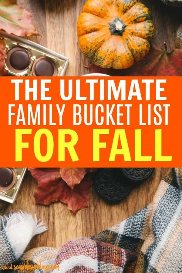 25 Fun Frugal And Fabulous Fall Activities