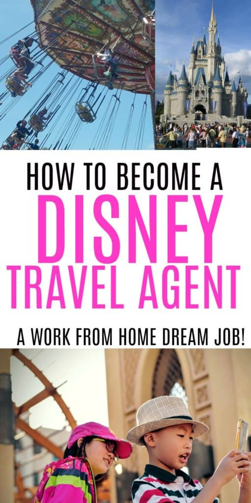 How to Plan Disney Vacations for a Living