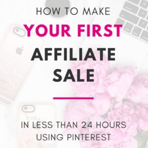 This tutorial will show you how to make money with affiliate marketing. Bloggers and WAHMs can make extra money using their pins. You can get paid just for going on Pinterest. Learn the best ways to use affiliate links on your pins to increase your income. Learn which are the best affiliate programs to join and which products sell well for affiliate marketers on Pinterest. All the secrets to promoting your pin. #makemoneyblogging #affiliatemarketing