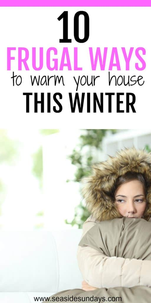 Frugal living tips for lowering your heating bills this winter. Save money with thrifty ideas and products from budget conscious generations. If you want to live a frugal lifestyle and cut costs, check out these awesome tips and tricks. If you want some money saving ideas, check out this list of tips that will help you to save money and live frugally. Learn from extreme cheapskates.
