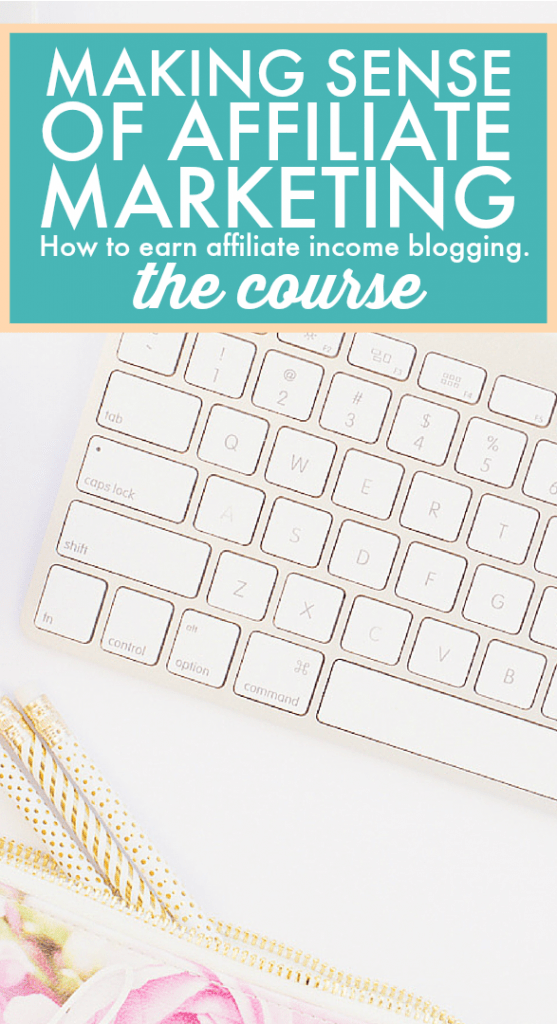 Do you want to monetize your blog? If you want to make money blogging, this course will get your started.