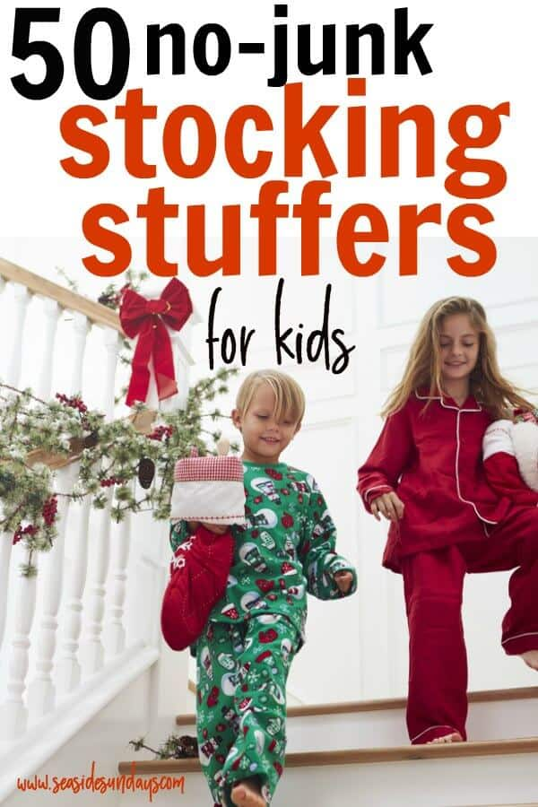 Stocking stuffers for kids that will cut down on the junk, save you money and make your kids happy. DIY stocking stuffers and save money on stocking fillers. Great ideas for Christmas gifts for your kids and babies. Have a great Christmas and cut the junk with these awesome stocking stuffer ideas for kids. Stocking fillers for kids can easily get junky and a waste of money so check out this awesome stocking stuffer list