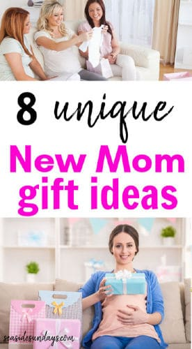 Unique Handmade Gifts For New Moms