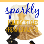 Sparkly Holiday Styles for Kids from Crazy 8