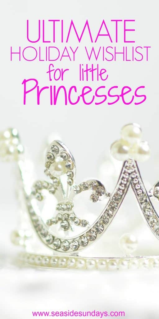 Princess gift guide for preschoolers