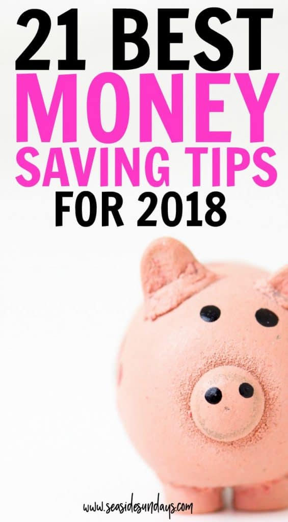 Save money this year and stick to a budget with these great frugal living tips from extreme savers. If you want to start saving money then these money saving tips are for you!