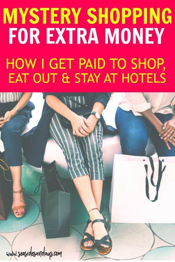 how i make money from mystery shopping