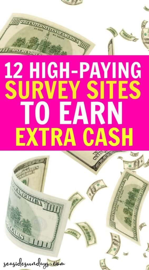 Online survey sites that pay BIG!I love using these surveys sites to make extra cash online just for answering questions. I even get paid for watching videos on my phone! If you need extra cash or to supplement your income, taking online surveys for cash is a great way for anyone to make money from home! survey for money l make money fast l make money at home l make money online l earn extra money l best side hustle ideas for passive income