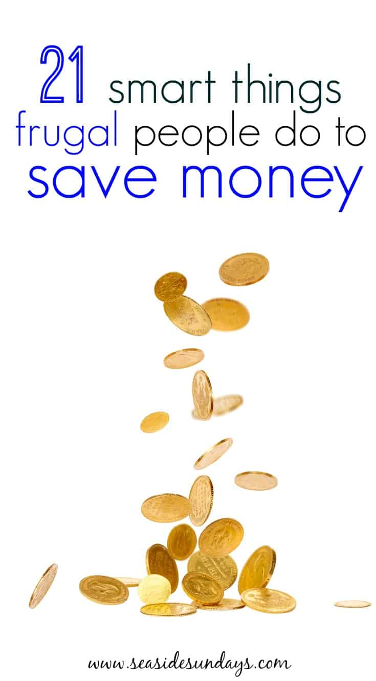 These 21 Money Saving Hacks every saver should know are THE BEST! I'm so happy I found these GREAT money tips! Now I have great ways to save money on almost everything in my life!