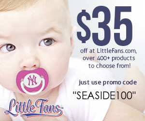 Canadian baby freebies - free baby stuff for 2019- use code SEASIDE100 for $35 off at Littlefans.com