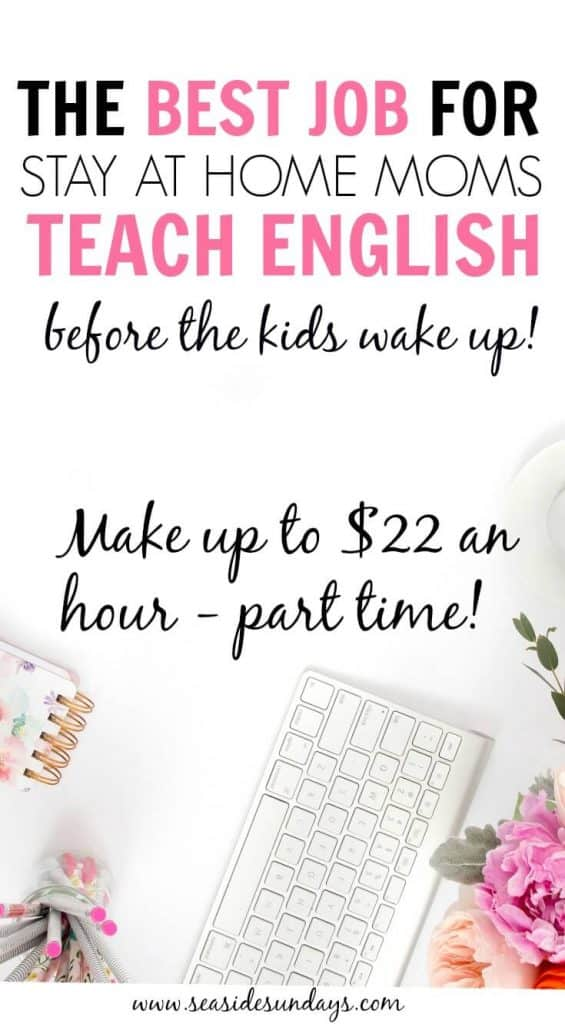 This is a great opportunity for stay at home moms! Teaching English online has given me so much freedom and opportunities. Flexible hours and a great way to make money. #vipkid #teachenglishonline #makemoney #makemoneyonline #teacher
