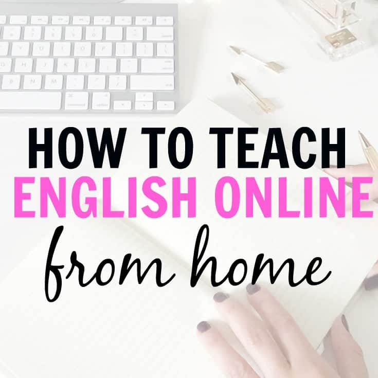 This is a great opportunity for stay at home moms! Teaching English online has given me so much freedom and opportunities. Flexible hours and a great way to make money.