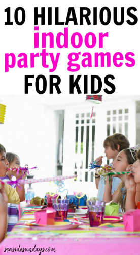 10 Old School Party Games That Are Amazing Fun For Kids