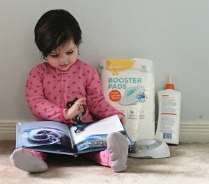 sposie booster pads for diaper leaks -Get Your Baby Sleeping Through The Night