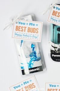 Best buds Father's day gift. Father's Day Ideas