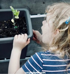 child gardening Mother Daughter Day Ideas! This is a great list of things to do on a mommy daughter day out. Lots of fun activities for mommy and me date nights and adventures. Great for bonding with your child.