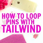 How To Loop Pins Using Tailwind (in just 15 minutes a month)