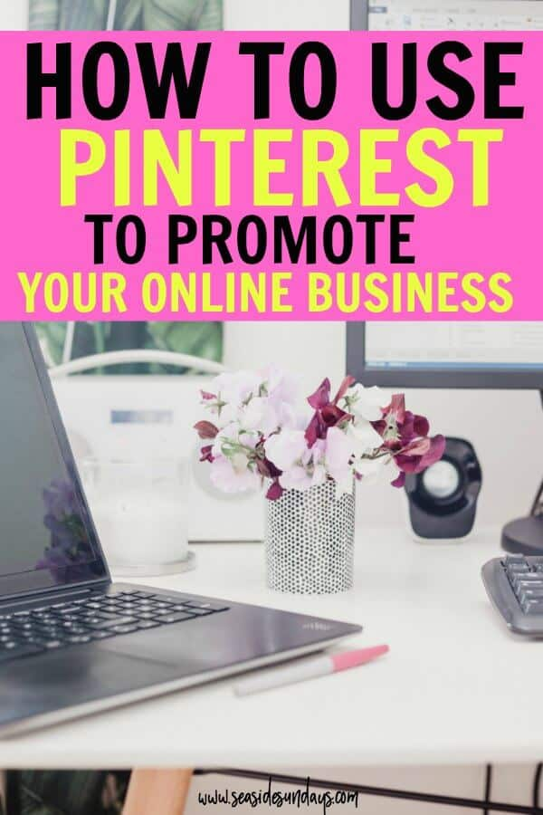 Grow your ecommerce site! Get more traffic for your business with Pinterest. This tutorial will show you how to set up a Pinterest business account, and how to make pins that stand out. Learn how to use Tailwind to schedule your pins to save you time and help promote your online store.