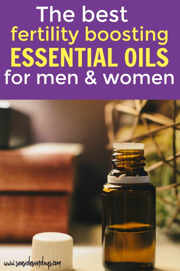 Essential oils for fertility.Essential oils for infertility! What essential oils are best for hormone imbalances and PCOS to help you get pregnant faster when you are trying to conceive. Get pregnant fast and improve your health with EOs - anything ranging from ovarian cysts, PCOS, fibroids, low sperm count, motility, and low progesterone be healed with essential oils and fertility herbs.Essential oils can help boost fertility