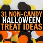 30 Non-Candy Halloween Treats To Give Out This Year