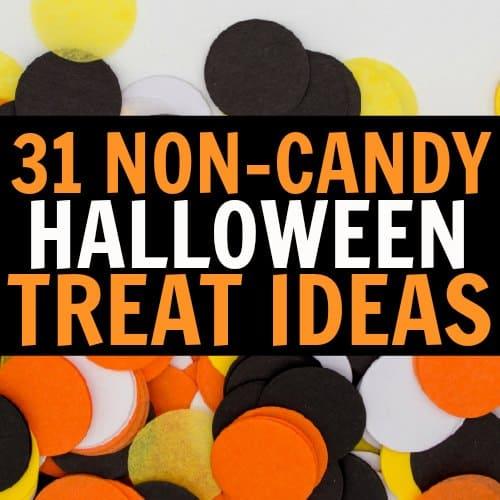 30 Candy Alternatives For Halloween Seaside Sundays