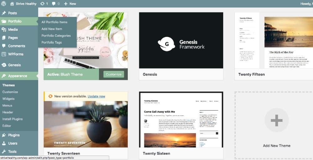 start a blog in canada