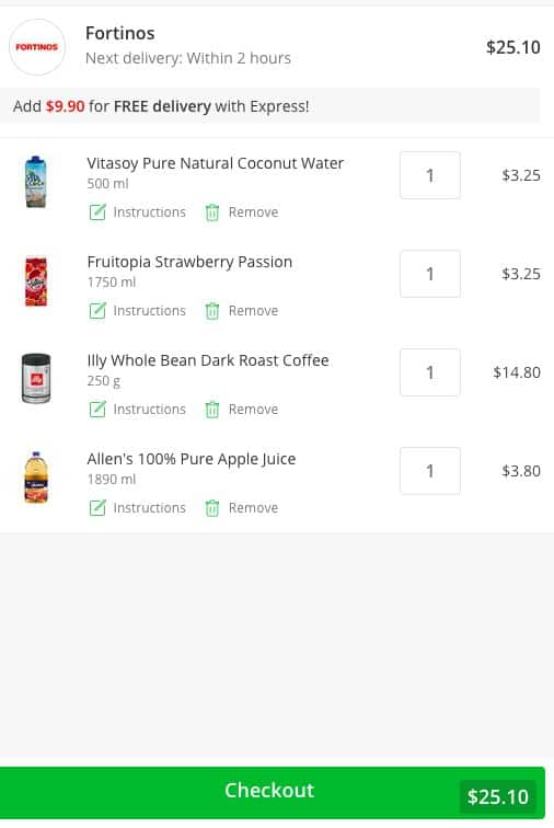 How to save money on groceries with Instacart