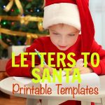 Letter to Santa - Free printable templates. These Free printable Dear Santa letters are perfect for preschoolers and kids who want some holiday fun! Write down your Christmas wish list and write your letter to Santa Claus using one of the free printables. Mail your letter to Santa using the addresses in the post, and he will respond!