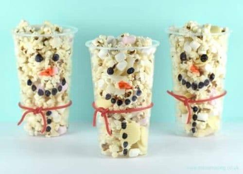 25 Cute Christmas Snacks For Kids