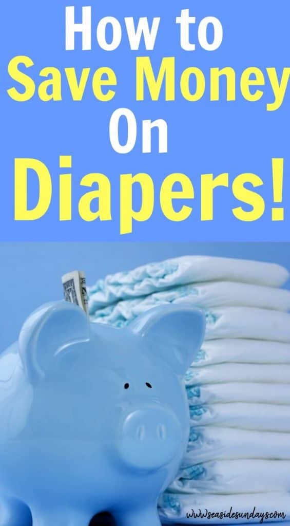 Save money on baby stuff with this guide to getting free diapers and saving a ton of money on this baby essential. Diapers are an expensive budget item!