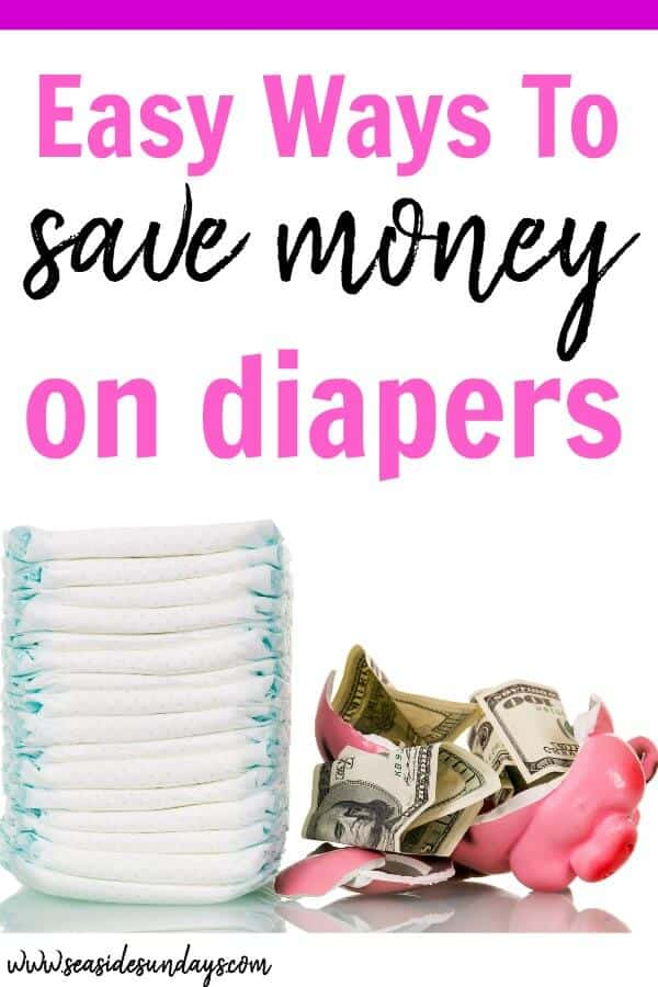 How to save money on diapers - learn how to get free diapers and save money with these awesome tricks for cutting the cost of baby. Where to get free baby samples and free diaper samples by mail plus the best places to find coupons for diapers. This post is packed with information for new moms who need to save money and stick to a budget. Also includes resources for free diapers for low income moms.