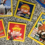 Weird But True! Books from National Geographic kids