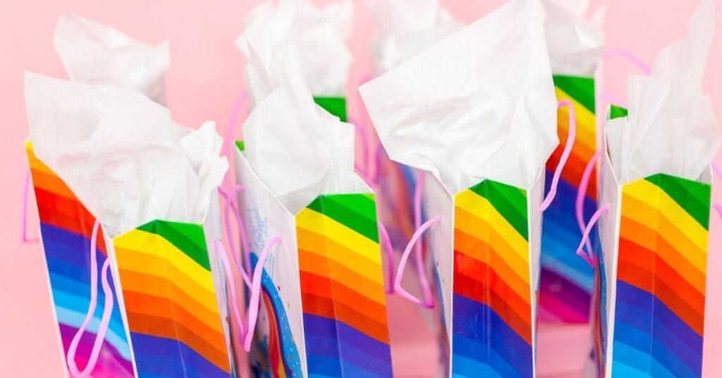 swag bag ideas for kids