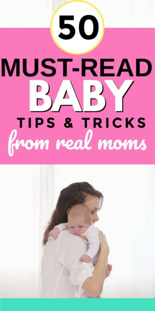 baby tips and tricks