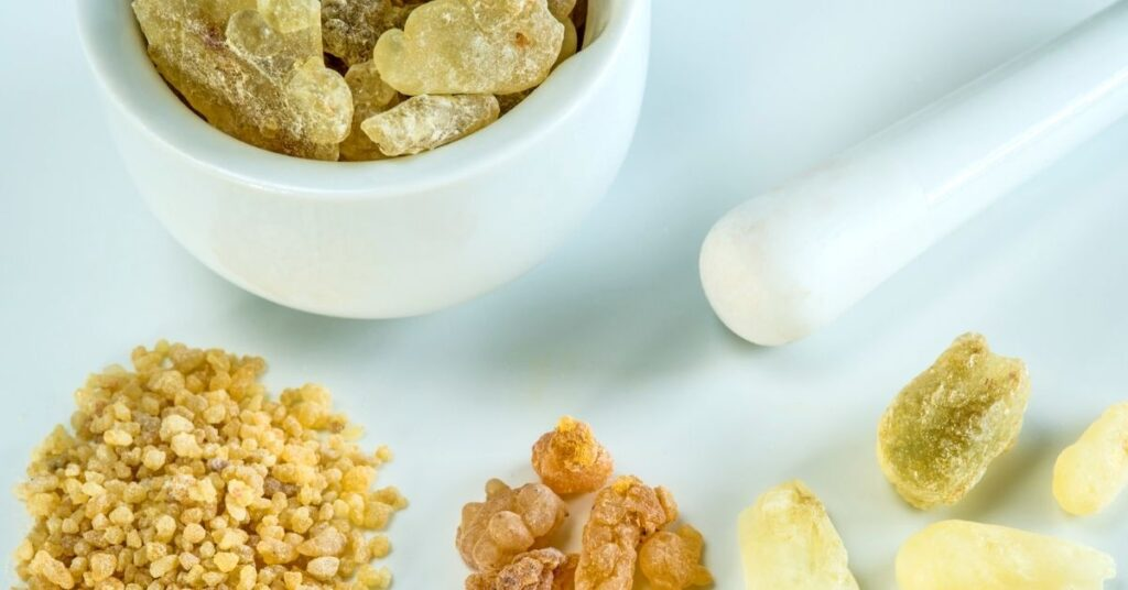 frankincense oil for fertility