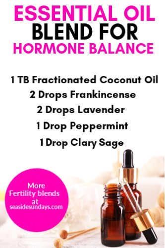How To Make A DIY Fertility Essential Oil Blend