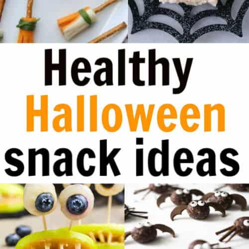 Healthiest Halloween Treats For School