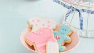 baby shower after baby is born