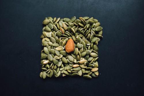 Foods to help implantation - pumpkin seeds
